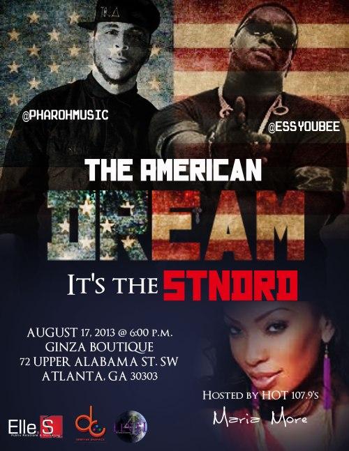 The STNDRD Event