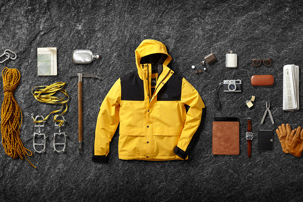 2af3d3081 The North Face Debuts Their Fall 2015 Collection   Ginza Boutique