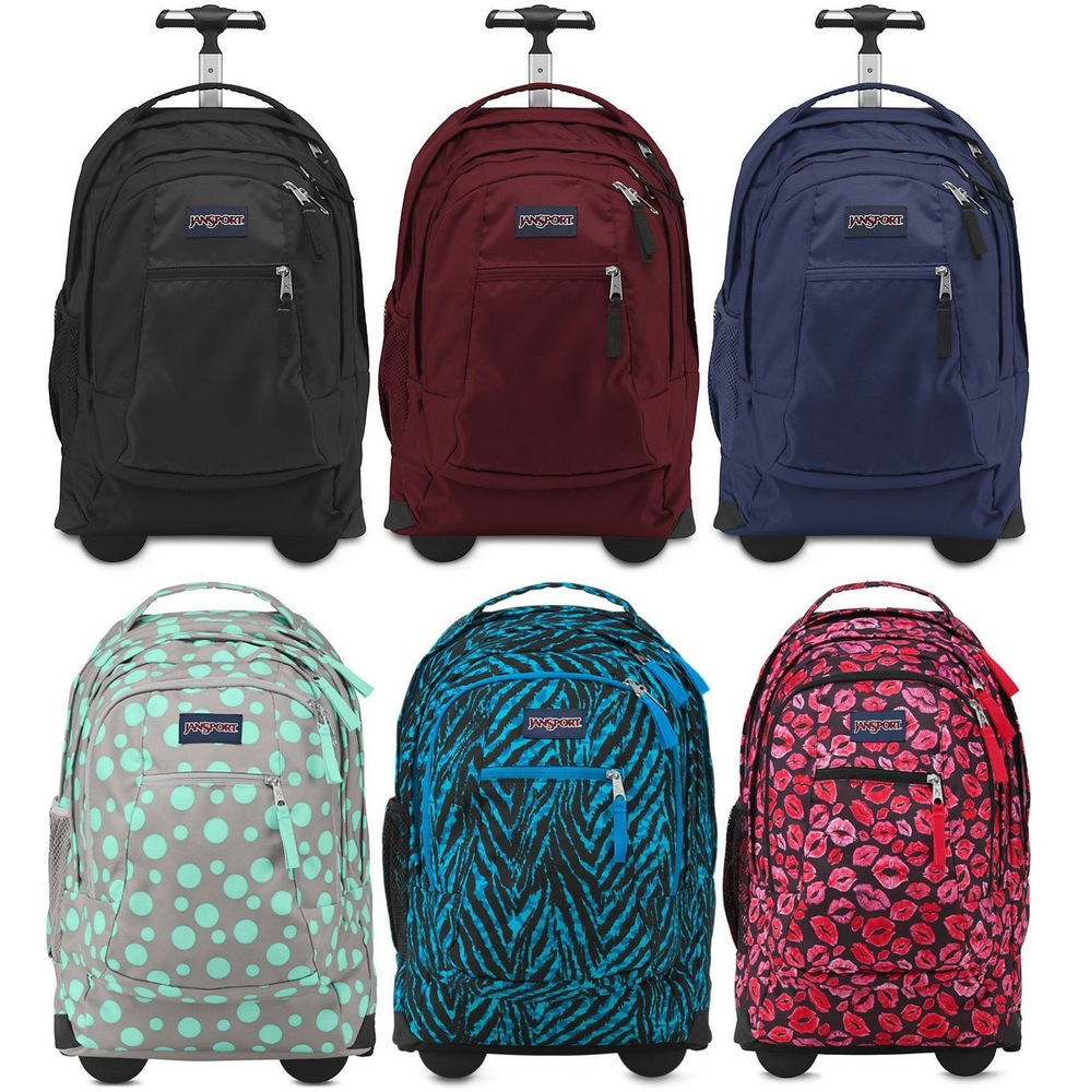 Jansport Roller Backpacks | Crazy Backpacks